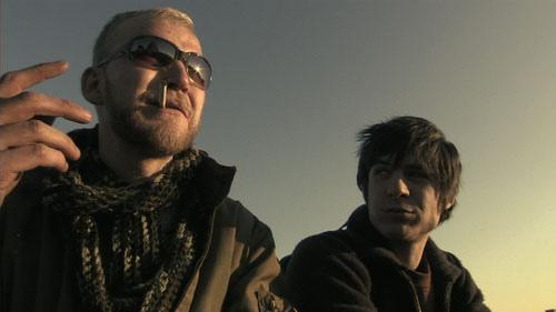 Chris Haag and Asher Sandberg-Lewis in The Nightingale Princess (2006)