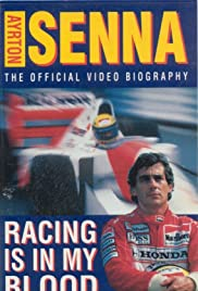 Ayrton Senna: Racing Is in My Blood Poster