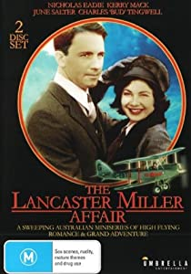 The Lancaster Miller Affair by Stephen Poliakoff