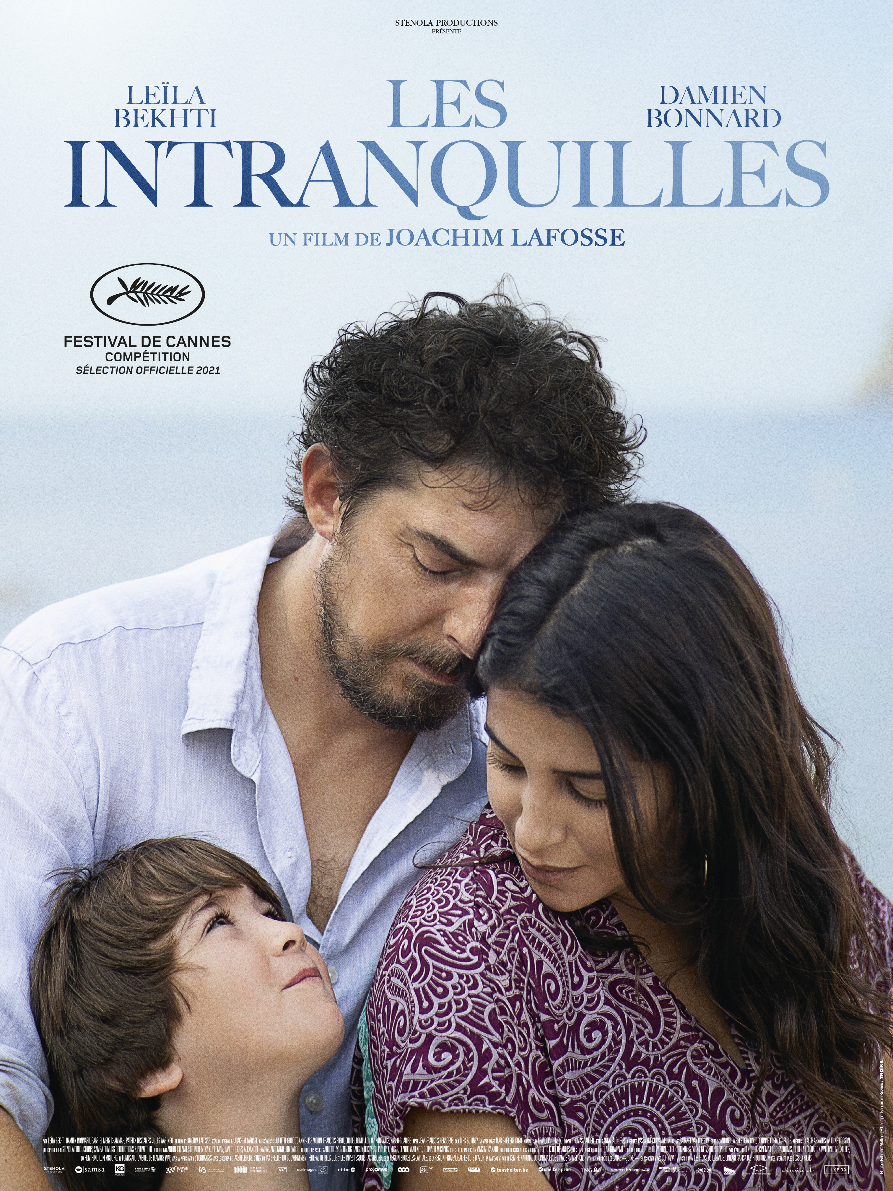 Les intranquilles (2020) Hindi (Voice Over) Dubbed+ French [Dual Audio] CAMRip 720p [1XBET]