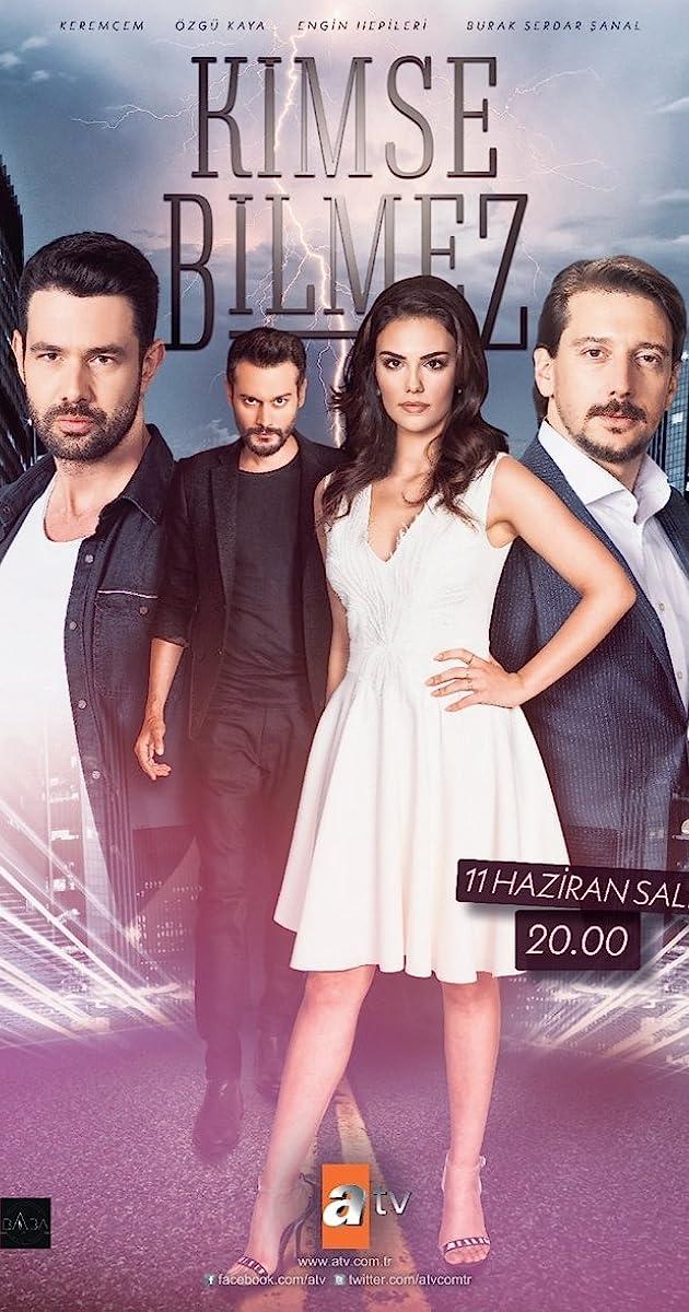 Download Kimse Bilmez or watch streaming online complete episodes of  Season1 in HD 720p 1080p using torrent