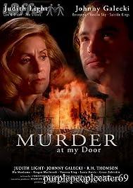 Murder at My Door Poster  sc 1 st  IMDb & Murder at My Door (TV Movie 1996) - IMDb