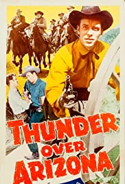 Thunder Over Arizona Poster
