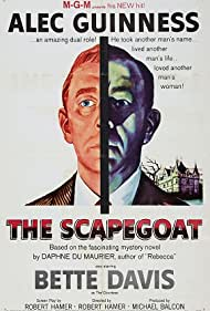 The Scapegoat (1959) Poster - Movie Forum, Cast, Reviews