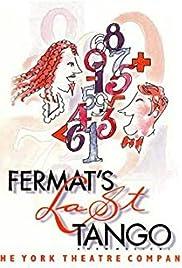 Fermat's Last Tango Poster