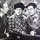 Bing Crosby, Bob Hope, and Douglass Dumbrille in Road to Utopia (1945)