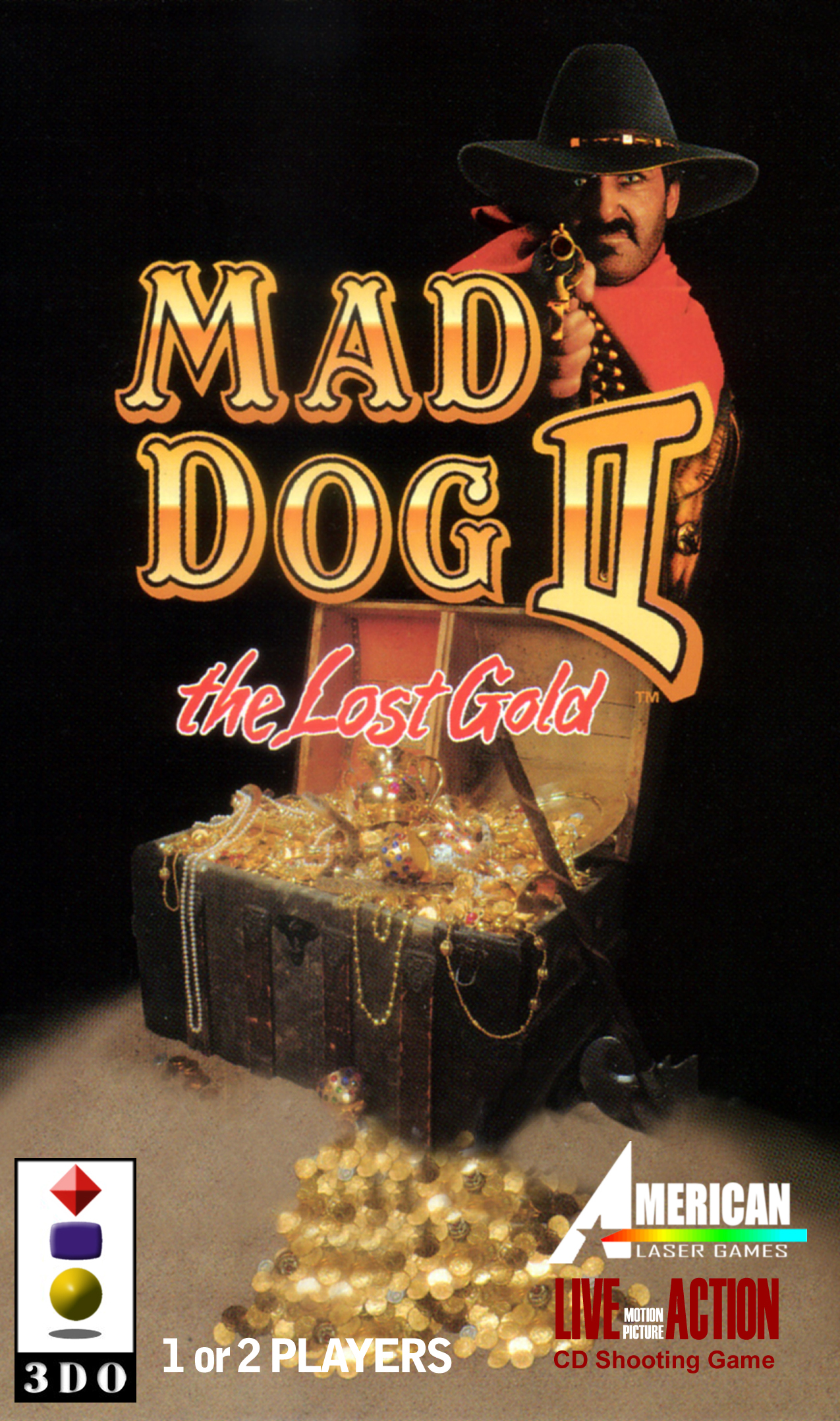 Mad Dog Ii The Lost Gold Video Game 1992 Imdb