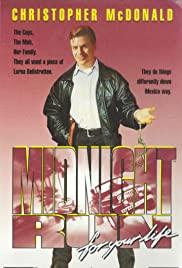 Midnight Run for Your Life Poster
