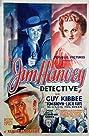 Jim Hanvey, Detective (1937) Poster