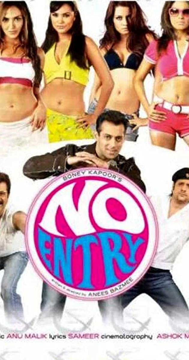 Download no entry sequel delayed video song from bollywood gossip.