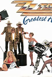 ZZ Top: Greatest Hits Poster