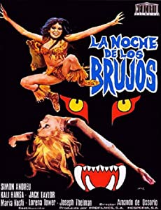 Website for free watching movies La noche de los brujos [360p]