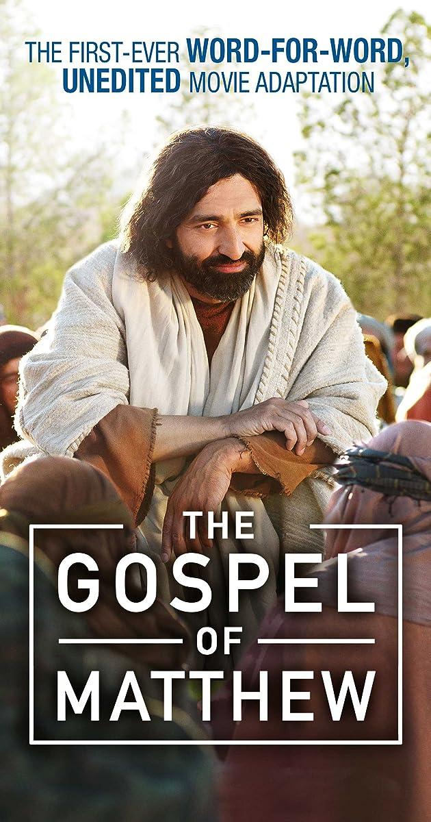 The Gospel Of Matthew 2014 Imdb