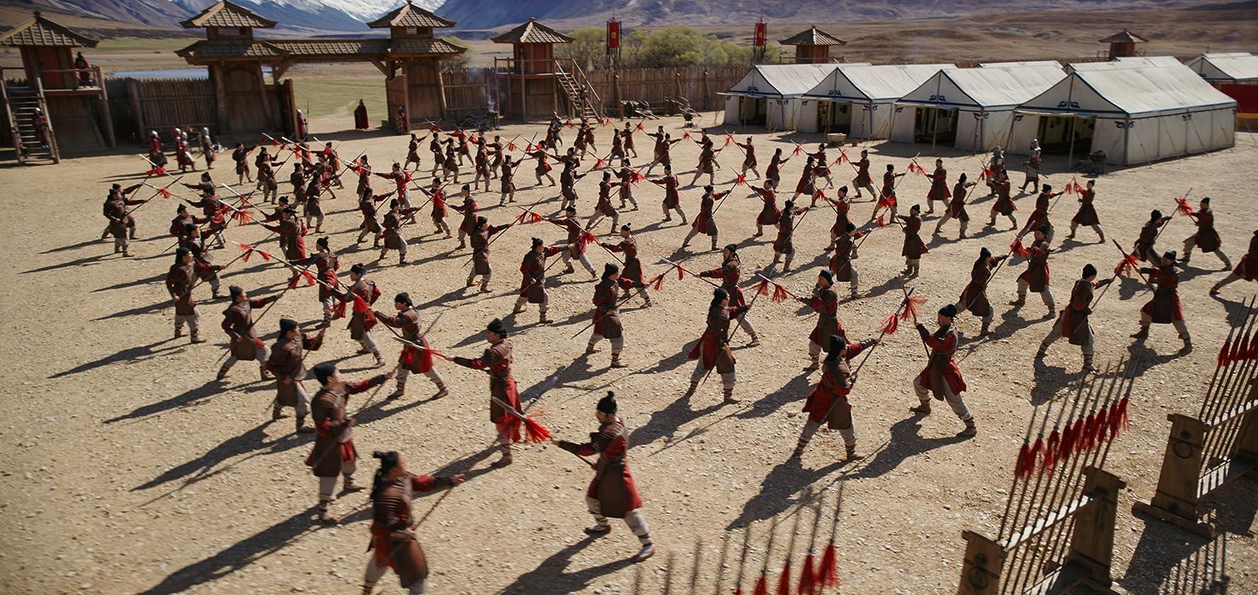 Disney weet hoe zij mensen enthousiast moeten krijgen met de Mulan teaser trailer