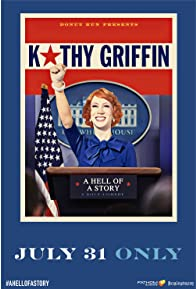 Primary photo for Kathy Griffin: A Hell of a Story - Fathom Events