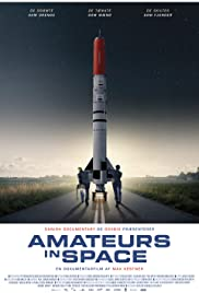 Amateurs in Space Poster
