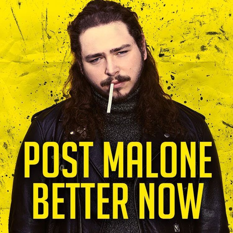 Post Malone: Better Now (Video 2018) - IMDb