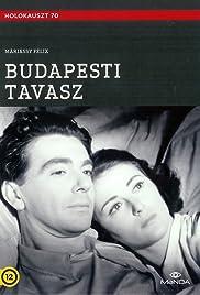 Budapesti tavasz Poster