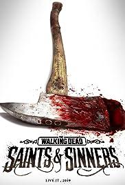 The Walking Dead: Saints & Sinners Poster