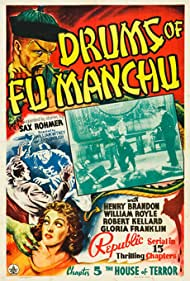 Drums of Fu Manchu (1943)
