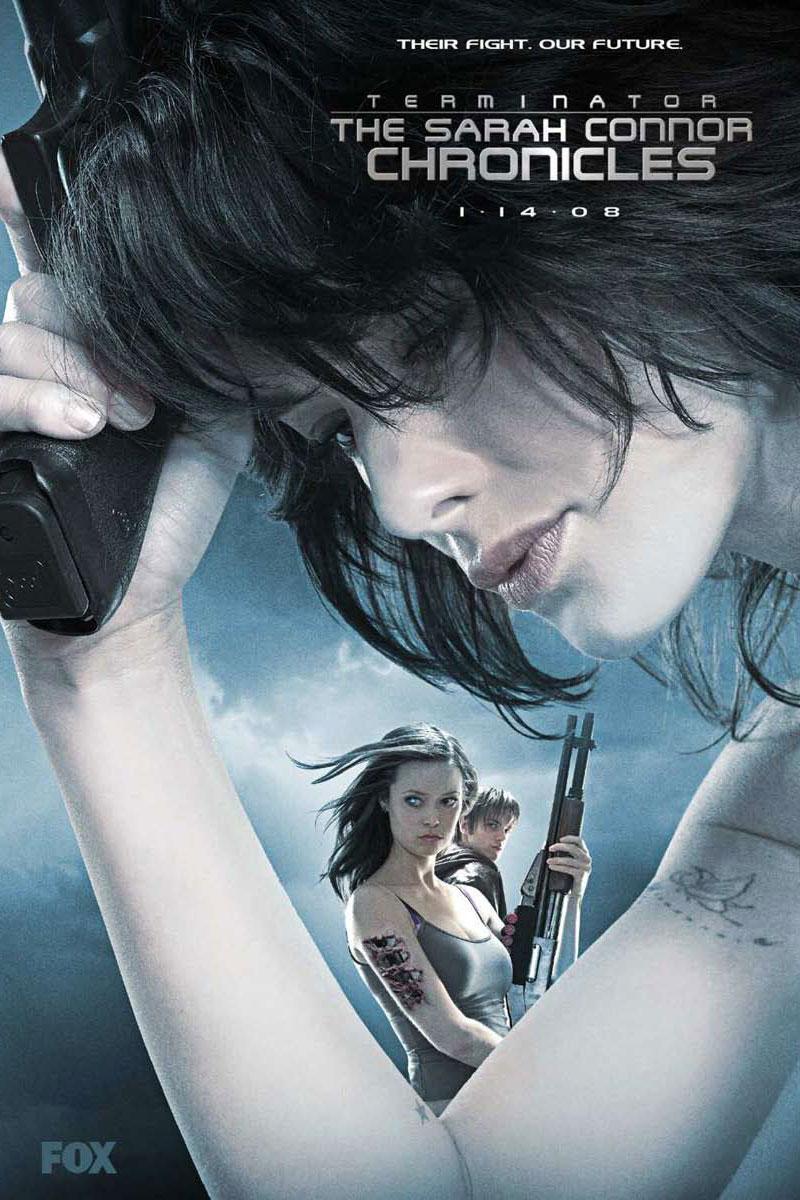 Terminator: The Sarah Connor Chronicles Season 2 COMPLETE BluRay 480p, 720p & 1080p