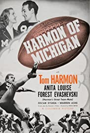 Harmon of Michigan Poster