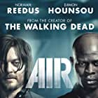 Djimon Hounsou and Norman Reedus in Air (2015)