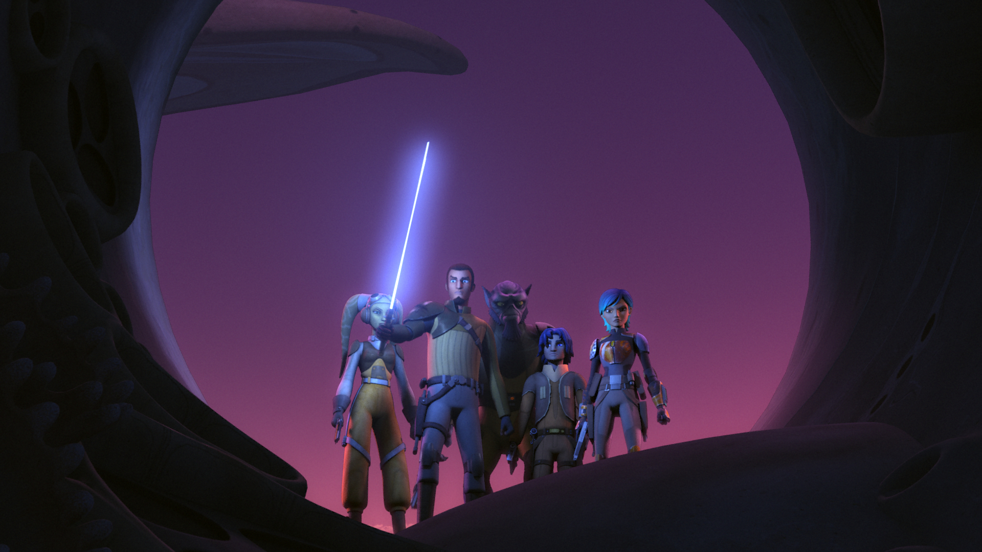 Star Wars Rebels The Mystery Of Chopper Base Tv Episode 2016 Imdb