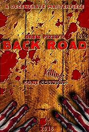 Back Road Poster