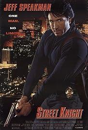 Street Knight Poster