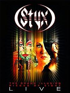 Películas viendo sitios web Styx: Grand Illusion-Pieces of Eight - Live  [mkv] [640x480]