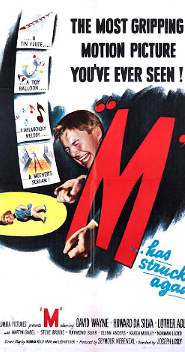 M (1951) Subtitles