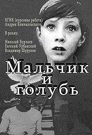Malchik i golub Poster