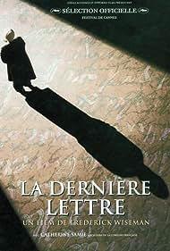 La dernière lettre (2002)