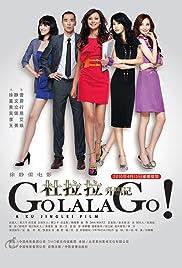 Go Lala Go! Poster