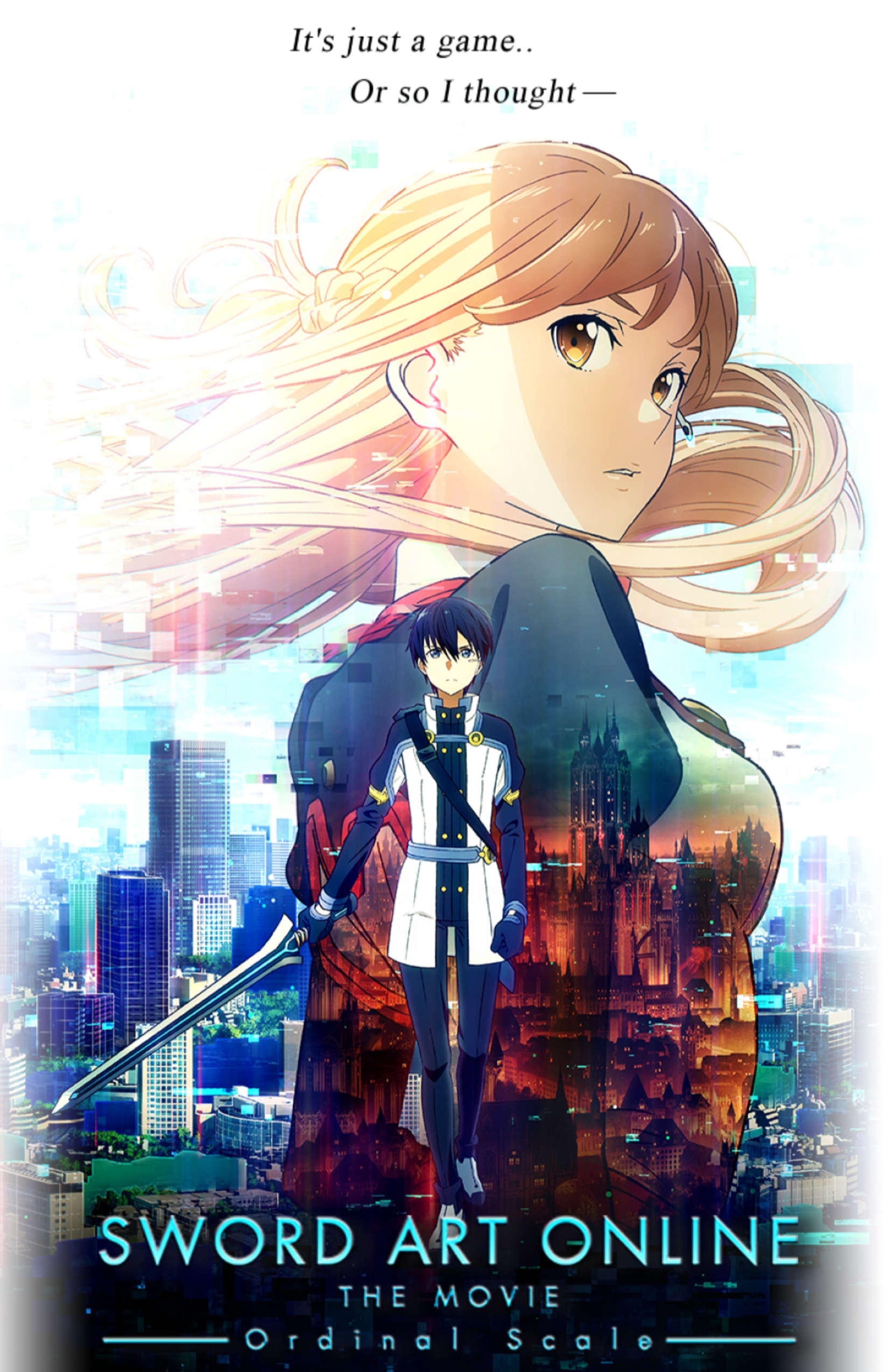 Gekijo-ban Sword Art Online: Ordinal Scale (2017) - IMDb