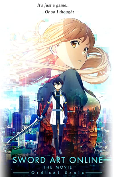Sword Art Online: The Movie - Ordinal Scale (2017) BluRay 480p, 720p & 1080p