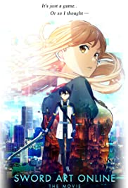 Gekijo-ban Sword Art Online: Ordinal Scale Poster