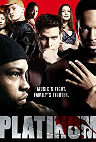 Kira Clavell, Sticky Fingaz, Jason George, Joel Keller, and Steven Pasquale in Platinum (2003)