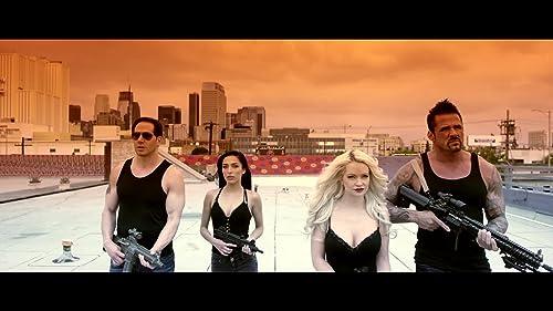 Guns for Hire Movie Teaser
