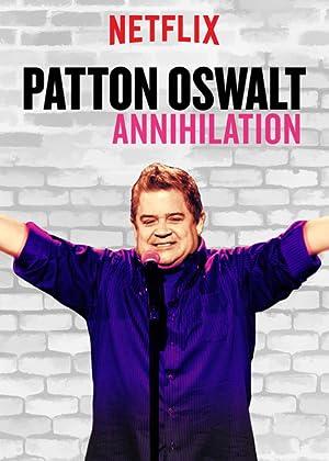 Movie Patton Oswalt: Annihilation (2017)
