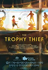The Trophy Thief Poster