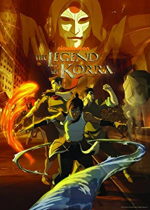 Download The Legend of Korra Series