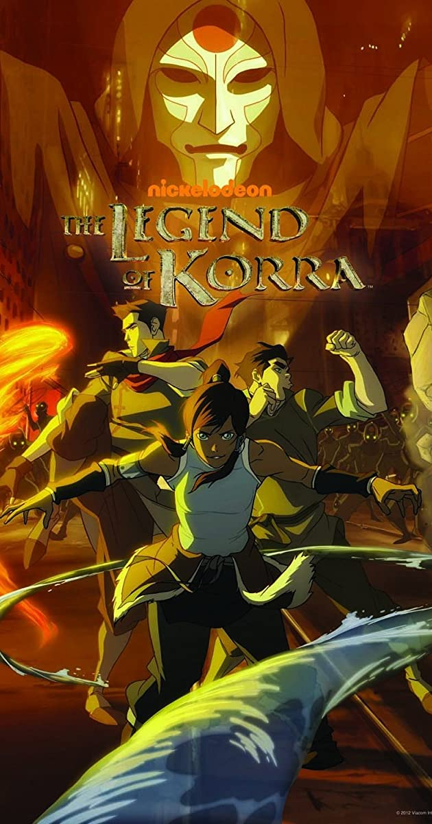 The Legend of Korra (TV Series 2012–2014) - IMDb