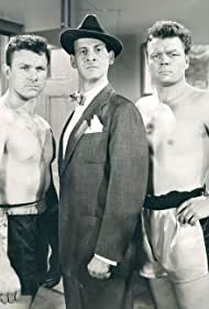 Hal Baylor, Hans Conried, and Chuck Hicks in Schlitz Playhouse of Stars (1951)