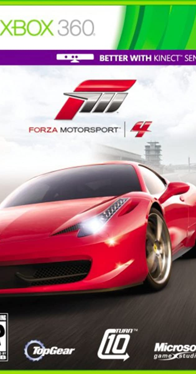 Forza Motorsport 4 Video Game 2011