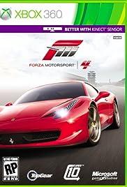 Forza Motorsport 4 Poster