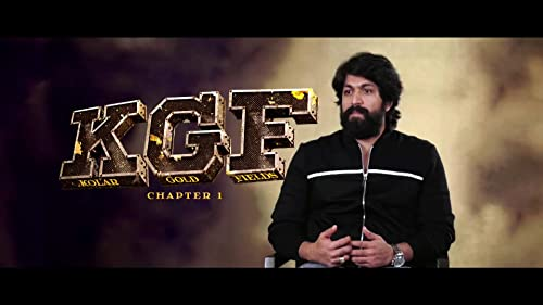 Behind The Scenes of KGF (Exclusive)