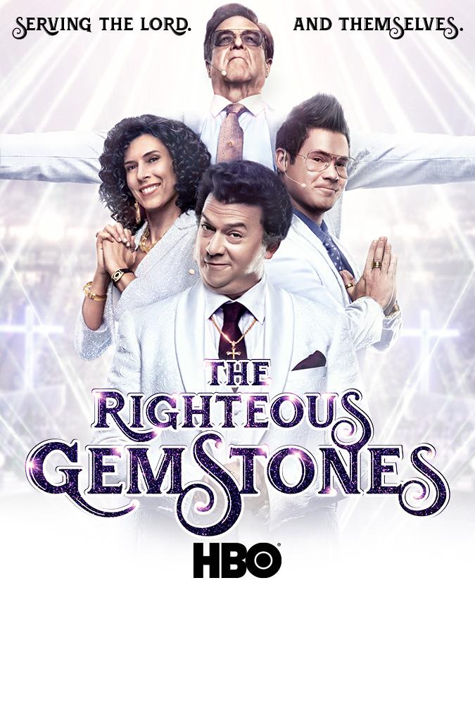 The Righteous Gemstones Season 1 WEBRip 480p, 720p & 1080p