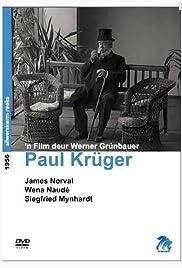 Paul Krüger Poster